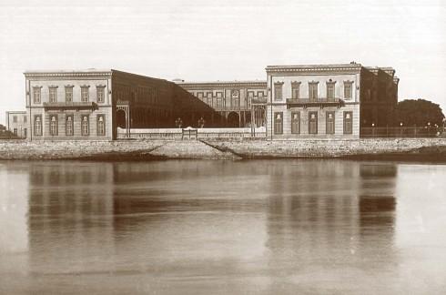 Cairo Marriott, Suez Canal